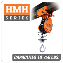 Columbia AC Hoists HMH Series