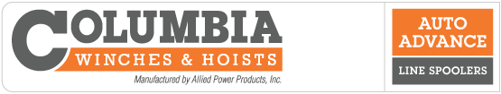 Columbia Winches & Hoists