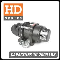 Columbia Pneumatic Hoists HD Series
