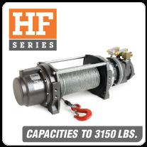 Columbia Pneumatic Hoists HF Series