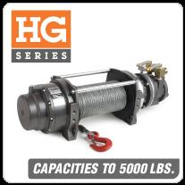 Columbia Pneumatic Hoists HG Series