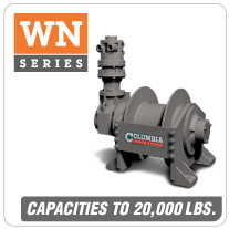 Columbia-Pneumatic-Winches-WN-Series