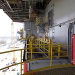 Offshore HAZLOC Hoist System