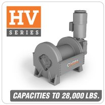 Columbia AC Hoists HV Series