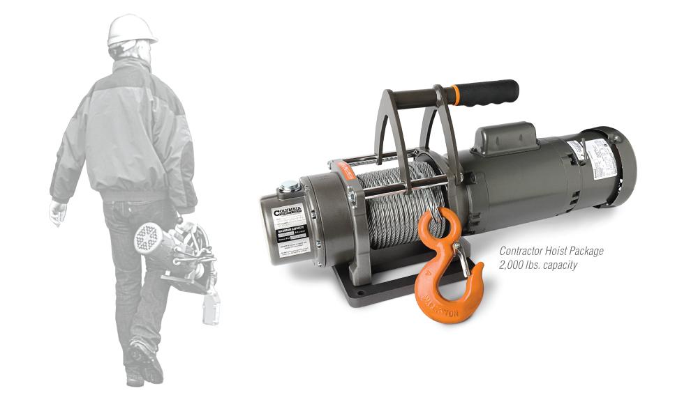 Solution Spotlight winch and hoist solution spotlight 120 Volt Hoist Motor Wiring at readyjetset.co